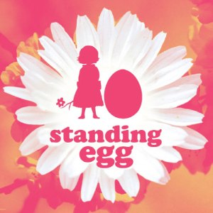 Standing Egg windy