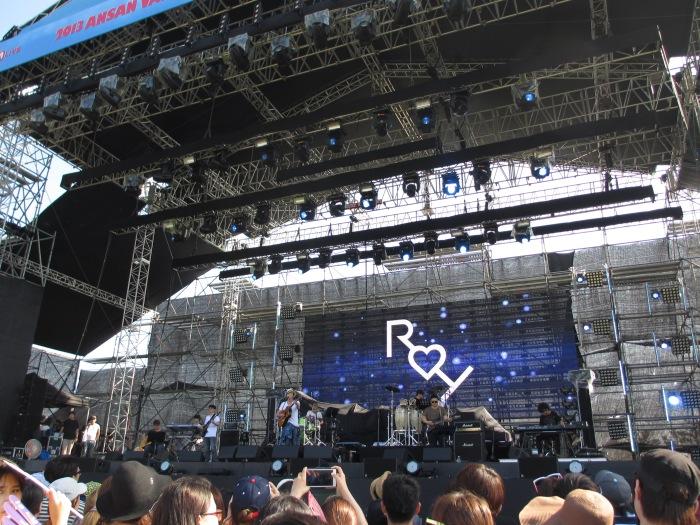 Roy Kim's Stage