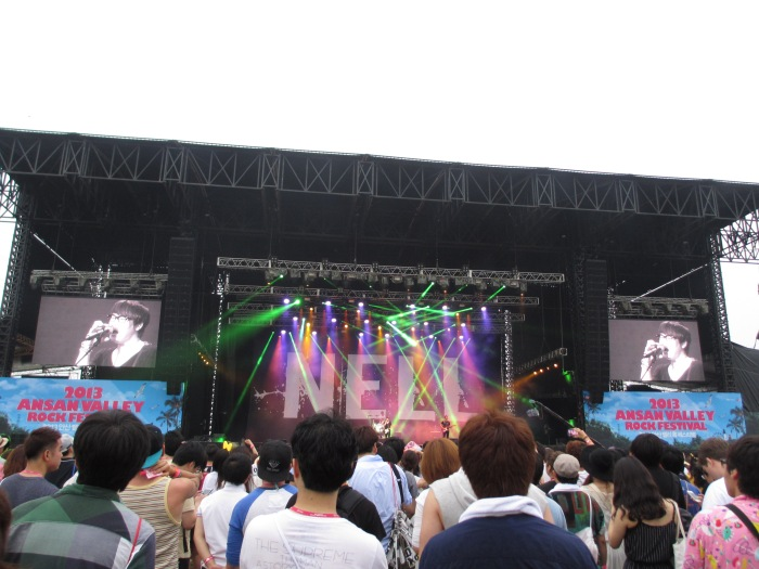 NELL's stage