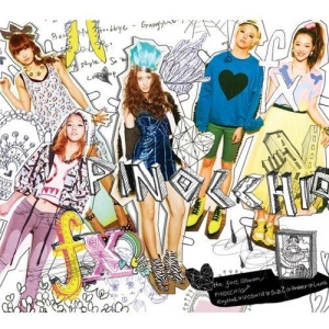 f(x) Pinocchio album cover