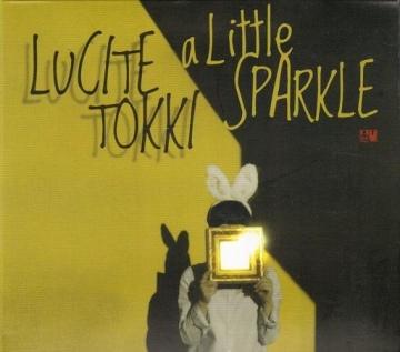 lucite tokki a little sparkle